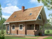 снится деревянный дом
