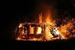 снится пожар в доме
